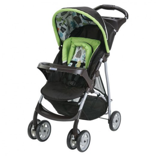 Graco Lite Rider Click Connect Stroller - Bear Trail