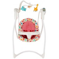 Graco Baby Swing Loving Hug With Plug -  Wild Day out