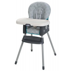 Graco SimpleSwitch High Chair - Finch