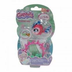 Guppets Pearl Lodge & Coral Bridge Playset Assorted