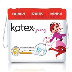 Kotex Young Ultra Thin - 10 Normal Wings