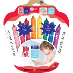 Tutti Frutti Bathtub Pencils, Set of 8