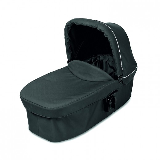 Graco Evo Carrycot Pitstop (Black)