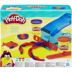 Play-Doh Kneading Kneading Set, Classic, With 2 Cans