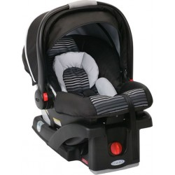 Graco SnugRide 35 Infant Car Seat, RockWeave