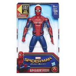 Spider-Man Homecoming: Titan Hero Electronic Spider-Man figure