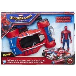 Spiderman Homecoming Spider Racer