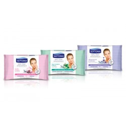 Septona Make-up Removal Wipes (3 types)
