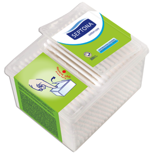 Septona Cotton Buds ( 300pcs)