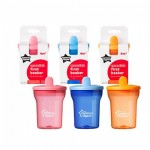 Tommee Tippee Basics First Beaker - Available in 3 Colors - 4m+
