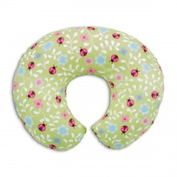 Chicco Boppy Pillow Cotton Slipcover - Ladybug