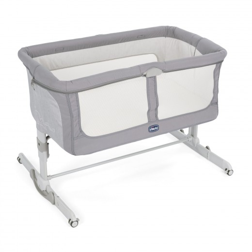 Chicco Cot Next 2 Me Dream - Graphite