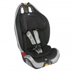 Chicco 123 Gro-Up Baby Car Seat - Polar Silver