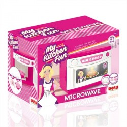 Dolu Toy Microwave Oven