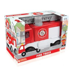 Dolu Box Fire Trucks 38cm