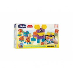 Chicco Toy Building Blocks Animals Set 40pc