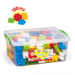 Dolu Big Color Blocks 130 Pcs