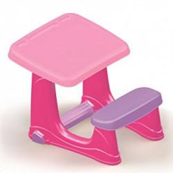 Dolu Smart Study Desk- Pink