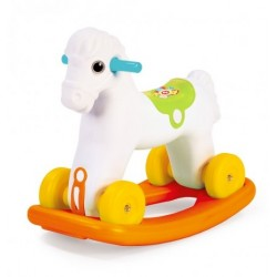 Fisher-Price Rocking Horse With Wheels in Box