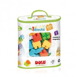 Dolu Large Blocks 100 Pieces