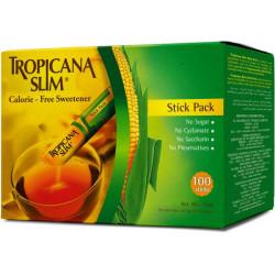 Tropicana Slim Zero Calorie Sweetener100S