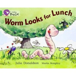 Collins: Worm Looks for Lunch
