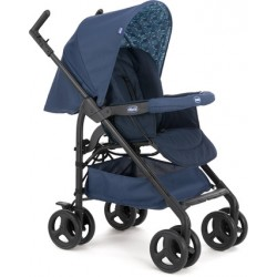 Chicco New Sprint Stroller Midnight