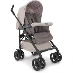 New Chicco Sprint Stroller Coal