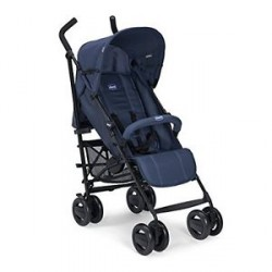 London Up Stroller Bar Blue Passion