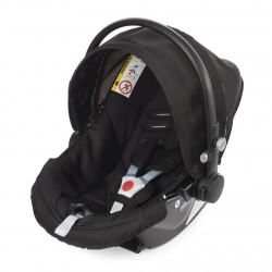 Chicco baby seat Synthesis XTplus black
