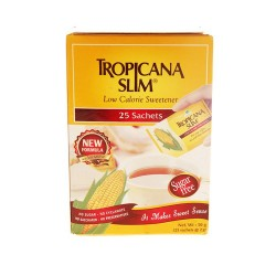 Tropicana Slim Low Calorie Sweetener 25pc