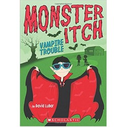 Vampire Trouble Monster Itch
