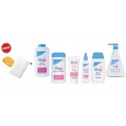 Sebamed Baby Skin Care Offer+ Free Gifts