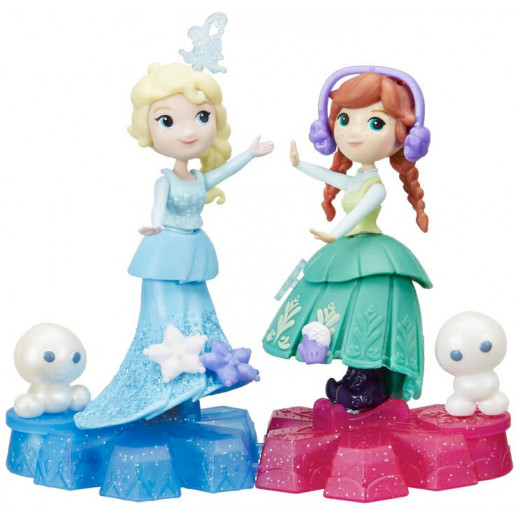 Frozen Small Doll With Basic Features - 2 Designs