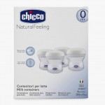 Chicco Milk Containers