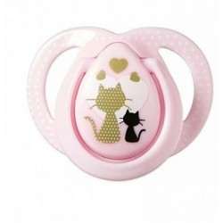 Tommee Tippee MODA Soother-Pink