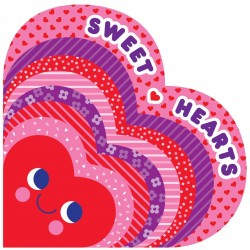 Scholastic Early Learners Sweet Hearts Board book