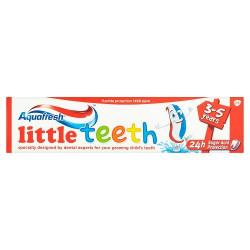 Aquafresh Little Teeth Toothpaste (3-5 Years), 50 ml