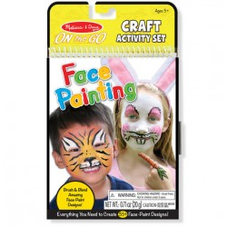 Melissa & Dough On-the-Go Crafts - Face Painting