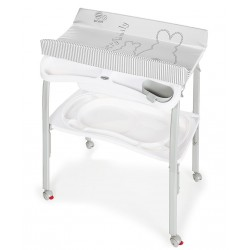 Brevi Baby Bath Pratico White Rabbit