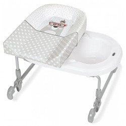 Brevi Baby Bath Lindo Red Magic