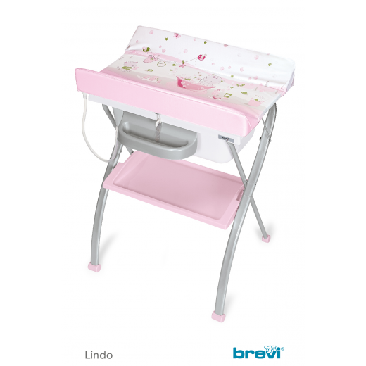 Brevi Baby Bath Lindo Plouf Pink