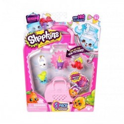 Shopkins Season 4 (5 Pack)