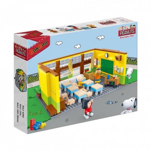Banbao Snoopy Classroom