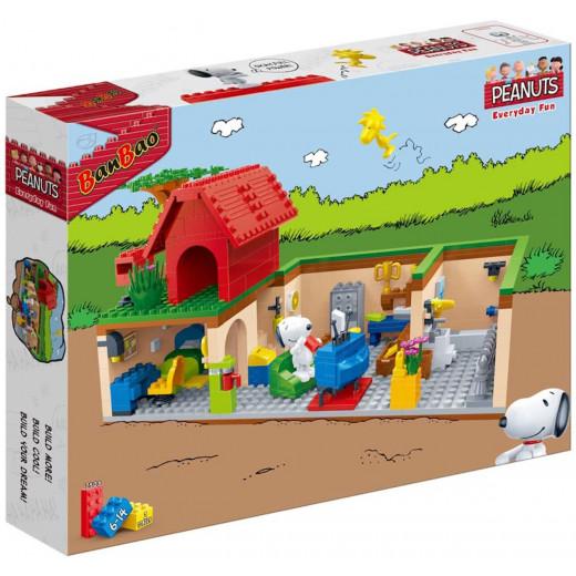 Banbao Snoopy Secret Cellar (507 Pieces)