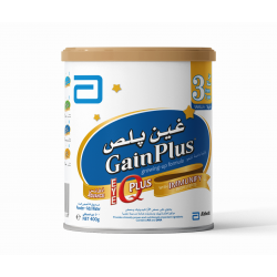 Abbot - Similac Gain Plus IQ 3 - 400gr