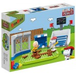 Banbao Building Kit Snoopy Baseball Stadium 190-Piece