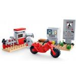 Banbao Building Kit Snoopy Workshop 78-Piece