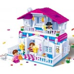 BanBao Restaurant Toy Building Set, 552-Piece