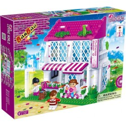 BanBao Flower Shop Toy Building Set 425-Piece